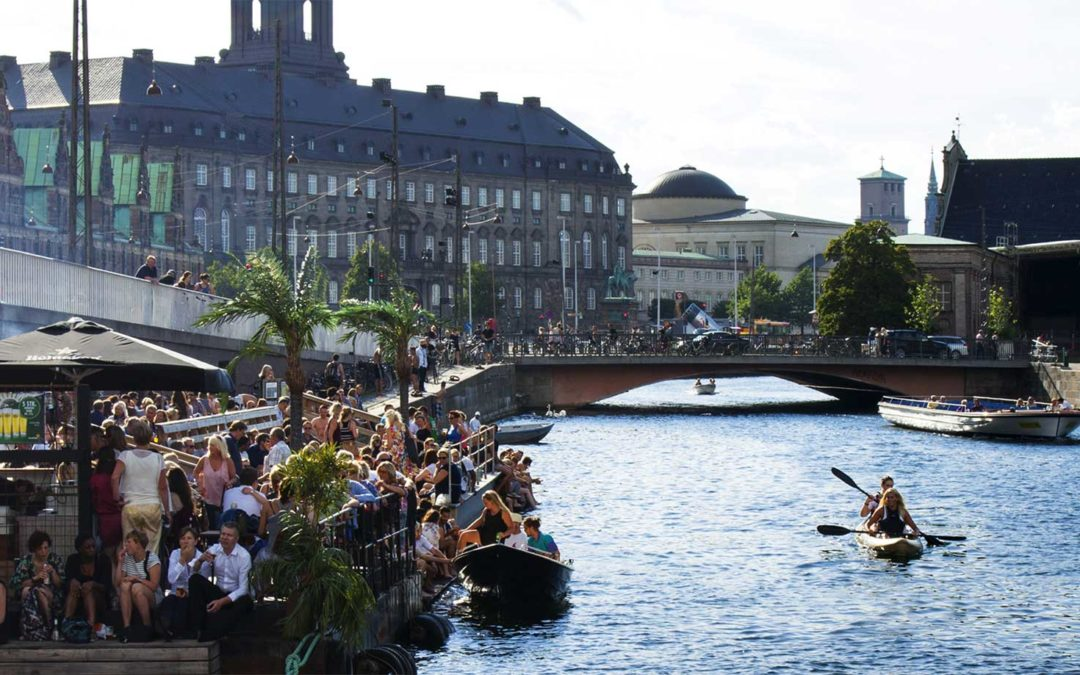 SCALING COPENHAGEN: HOW CITIES CAN DRIVE CLIMATE SOLUTIONS