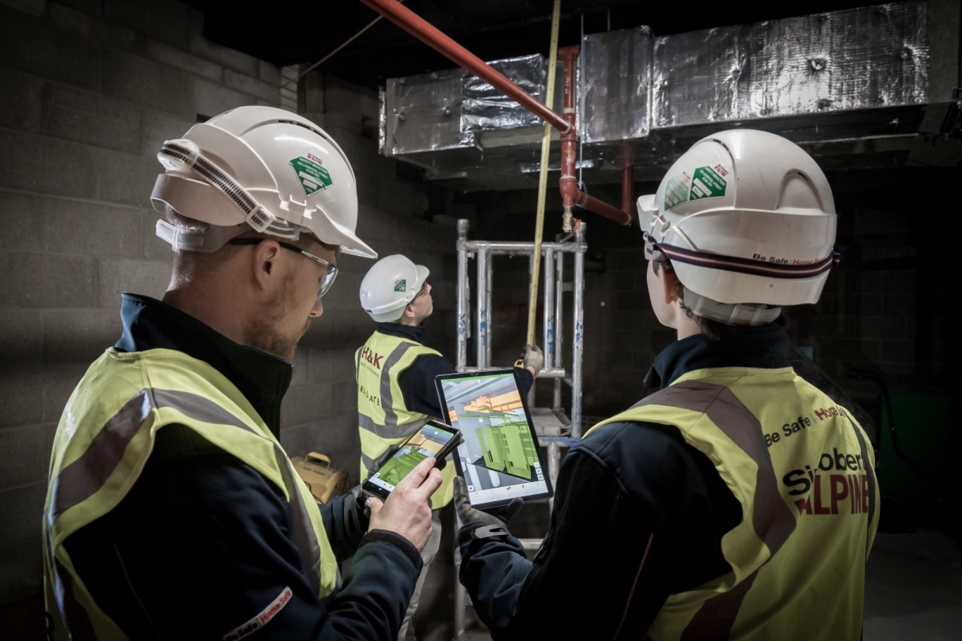 Augmented Reality for the construction industry